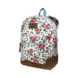 Dickies Hudson Backpack Cheetah Roses