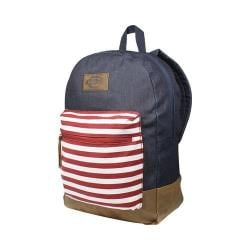 Dickies Hudson Backpack Denim Stripe