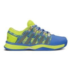 Women's K-Swiss Hypercourt 50th Anniversary Edition Tennis Shoe 50th/Ultramarine/Sulphur Spring/Gold