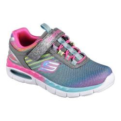 Girls' Skechers Air Appeal Airbeam Trainer Gray/Mint