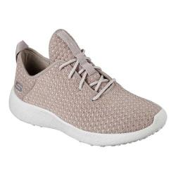 Women's Skechers Burst City Scene Casual Sneaker Natural