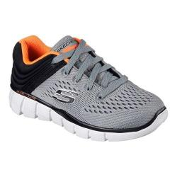 Boys' Skechers Equalizer 2.0 Post Season Trainer Charcoal/Black