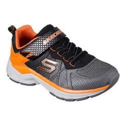 Boys' Skechers Ultrasonix Sneaker Charcoal/Coral