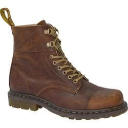 Men's Dr. Martens Gideon Fold Down Lace Boot Tan Greenland