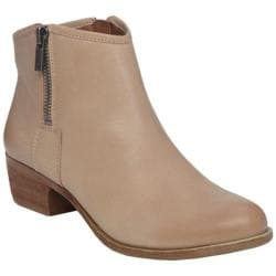 Women's Lucky Brand Boom Bootie Incense Leather