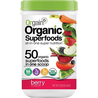Orgain Superfoods 0.62-pound All-In-One Super Nutrition Berry