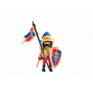 Playmobil PM6380 Leader of the Lion Knights