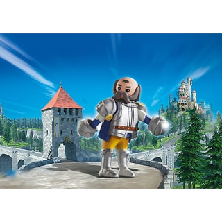 PlayMobil Super 4 Royal Guard Sir Ulf Multicolor Plastic Figure