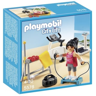 Playmobil PM5578 City Life Gym
