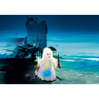 PlayMobil PM6042 Castle Ghost with Rainbow LED