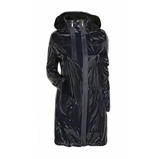 Elie Tahari Women's Molly Navy Trench Coat