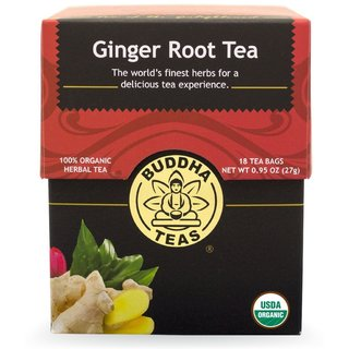 Buddha Teas Ginger Root Tea