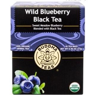 Buddha Teas Wild Blueberry Black Tea