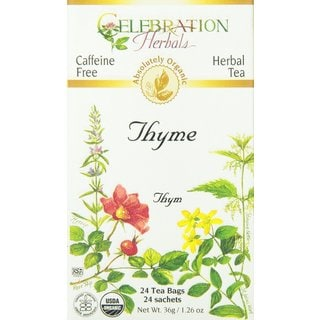 Buddha Teas Organic Thyme Leaf Tea