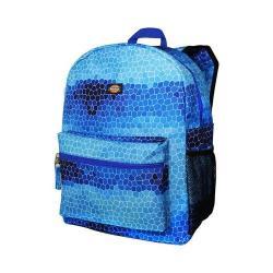 Dickies Student Backpack Ocean Mosaic