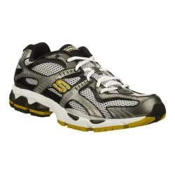 Men's Skechers Enduro Pro 2.0 Pewter/Yellow/Black