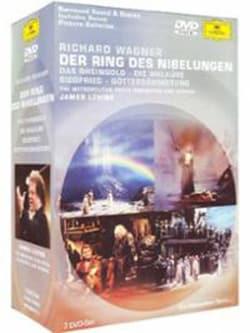 Wagner: Der Ring Des Nibelungen (DVD) 175503