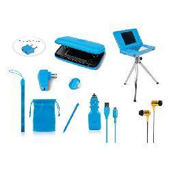 10 in 1 Amazing Kit for DSi in Blue