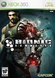 XBox 360 - Bionic Commando (Pre-Played)