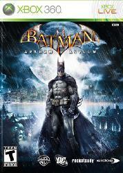 XBox 360 - Batman Arkham Asylum (Pre-Played)