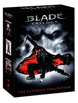 Blade Trilogy The Ultimate Collection Box Set (DVD) 1610643