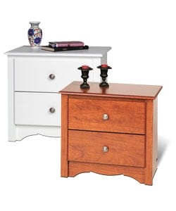 Monterey Two-drawer Nightstand