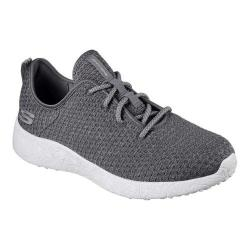 Men's Skechers Burst Donlen Sneaker Charcoal 23006949