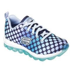 Girls' Skechers Skech-Air Dotty Daze Trainer Navy/Blue 23008479