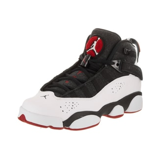 Nike Jordan Kids Jordan 6 Rings BG Basketball Shoe 25452825