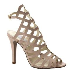 Women's Touch Ups Mercury Cage Sandal Nude Patent 23134516