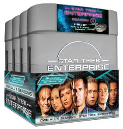 Star Trek: Enterprise The Complete Series (DVD) 1875502