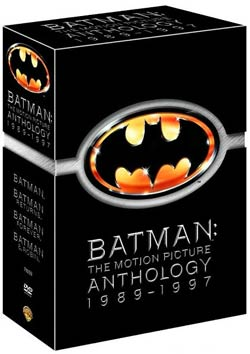 Batman: The Motion Picture Anthology 1989-1997 (DVD) 1898748