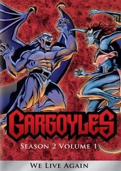 The Gargoyles: Season 2 Vol. 1 (DVD) 1899121
