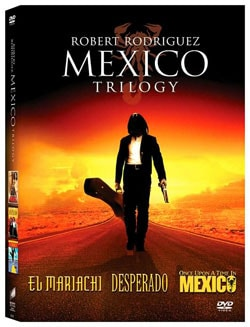 Robert Rodreguez Mexico Trilogy (DVD) 1903159