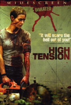 High Tension (DVD) 1909375