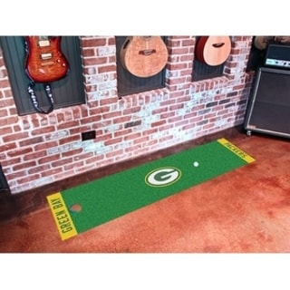 "NFL - Green Bay Packers Putting Green Runner 18""x72"" 27236008"