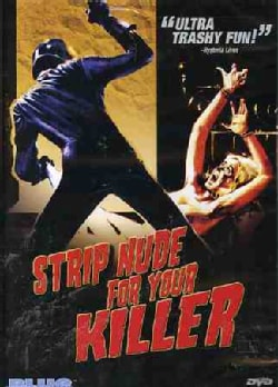 Strip Nude For Your Killer (DVD) 1919872