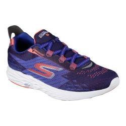 Men's Skechers GOrun 5 Running Shoe Blue/Orange 23465694