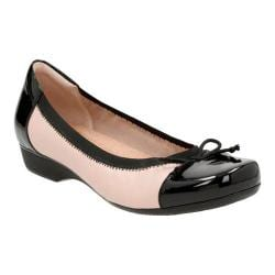 Women's Clarks Blanche Nora Nude Leather 23576500