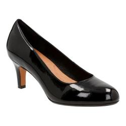 Women's Clarks Heavenly Heart Pump Black 23577251