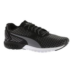 Men's PUMA Ignite Dual Shift Running Shoe PUMA Black/Quarry 23738536