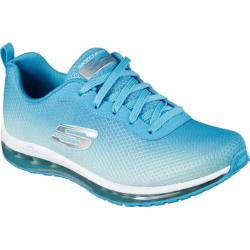 Women's Skechers Skech-Air Element Trainer Blue/Mint 23739906