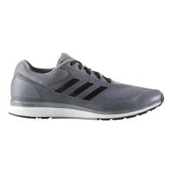 Men's adidas Mana Bounce 2 Aramis Running Shoe Grey/Core Black/Iron Metallic 23839659