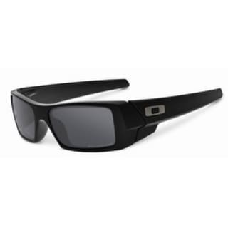 Oakley Polarized Gascan Matte Men's Black Sunglasses 12-856 28957272