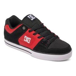 Men's DC Shoes Pure Red/Black 24140735