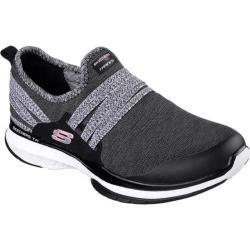 Women's Skechers Burst TR Inside Out Sneaker Black/White 24142257