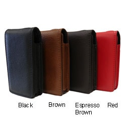 Amerileather Leather iPod 4th Generation/Cell Phone Case with Flap