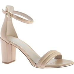 Women's Kenneth Cole New York Lex Sandal Nude Leather 24654302