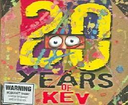 Wilson, Kevin Bloody-20 Years Of Kev 2085768