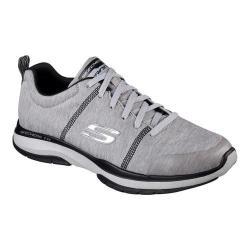 Men's Skechers Burst TR Locust Training Shoe Light Gray/Black 24735525